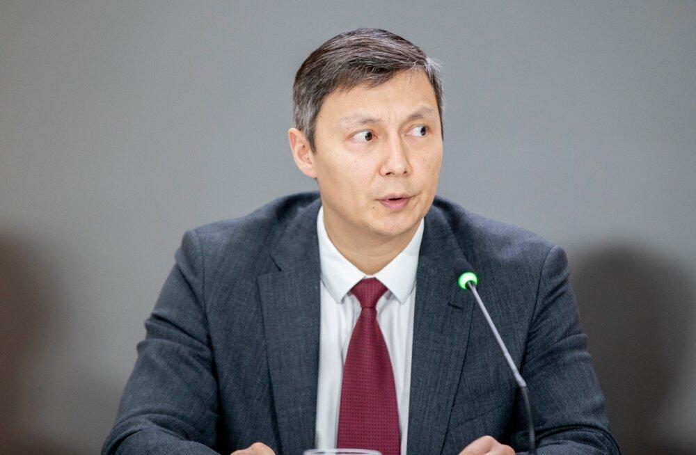 Tallinna linnavalitsuse pressikonverents 11.03.2020