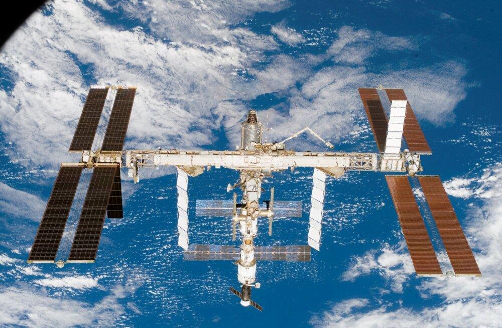 NASA uurib esimest kuritegu, mis pandi toime kosmoses