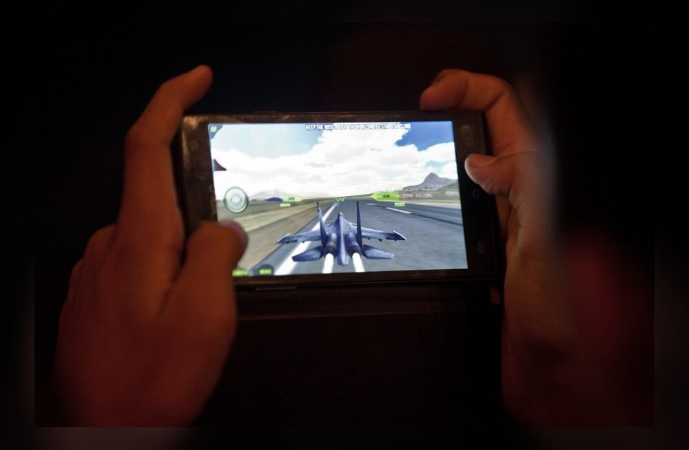 Uuring: mobiilimängud teenivad üllatavalt palju raha!