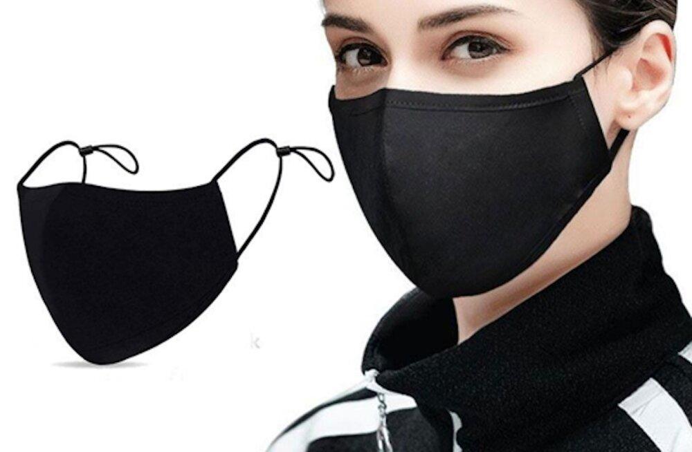 Kuidas valida ja hooldada korduvkasutatavat maski?