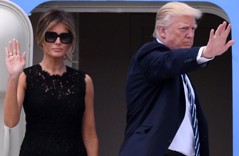 Неуклюжий вояж: приключения Трампа на Ближнем Востоке и в Риме