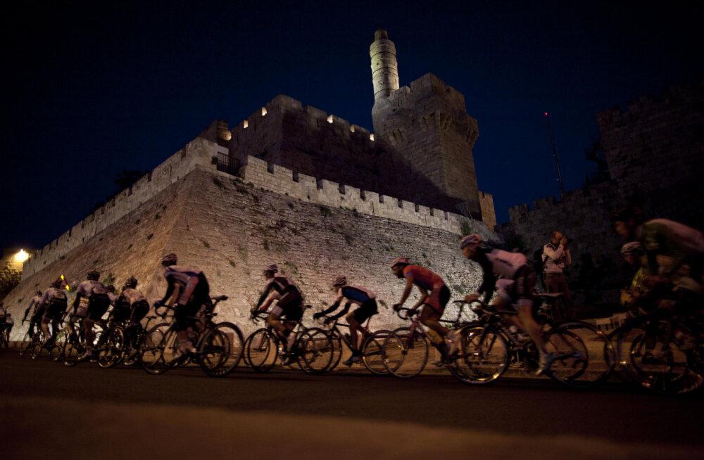 2018. aasta Giro stardib Poolast või Jeruusalemmast ja finišeerib Roomas