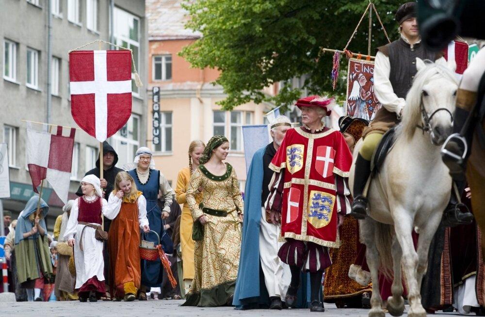 Не пропустите! Сегодня в Таллинне начинаются Дни средневековья
