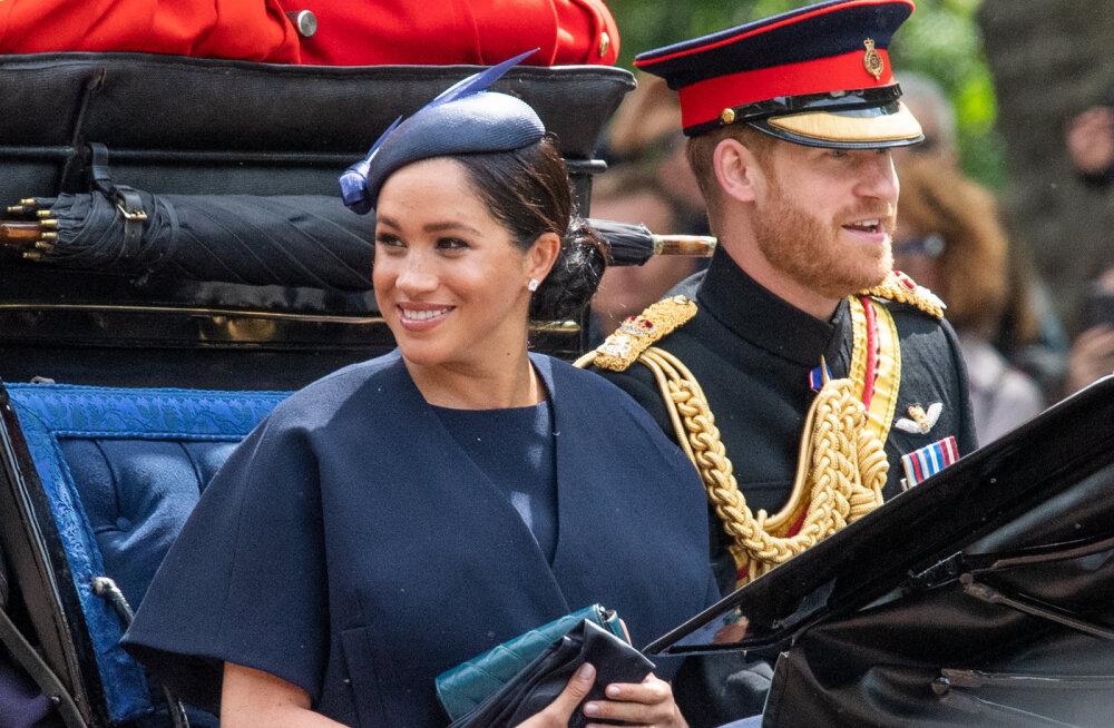 Kuidas me selle maha magasime? Prints Harry poeg oli tähtsal kuninglikul üritusel ikkagi kohal