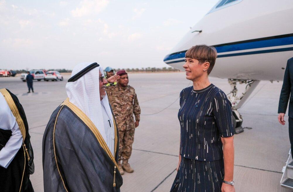 VAATA | Kuidas meeldib? President Kersti Kaljulaid näitas väga julget ja trendikat juukselõikust