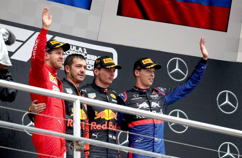 Saksamaa GP üllatusmees: olin ühel hetkel kindel, et sõit on minu jaoks läbi