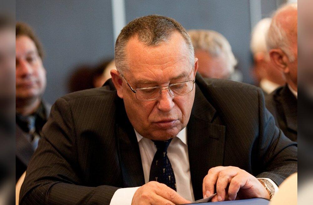 Vene kaasmaalased valisid Balti riikide esindajaks Bõstrovi