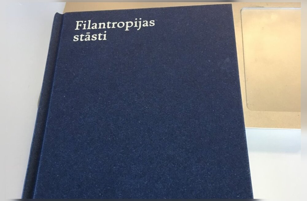 Läti Ülikool tänas oma juubelibukletis ainsa meediaorganisatsioonina Delfit