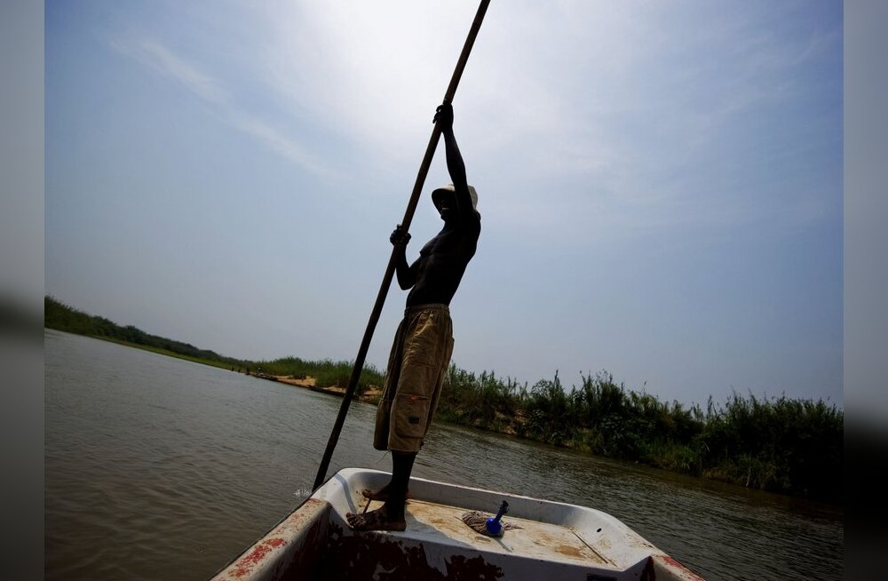 Ghanas lõksu jäänud neiu pääseb tagasi Eestisse