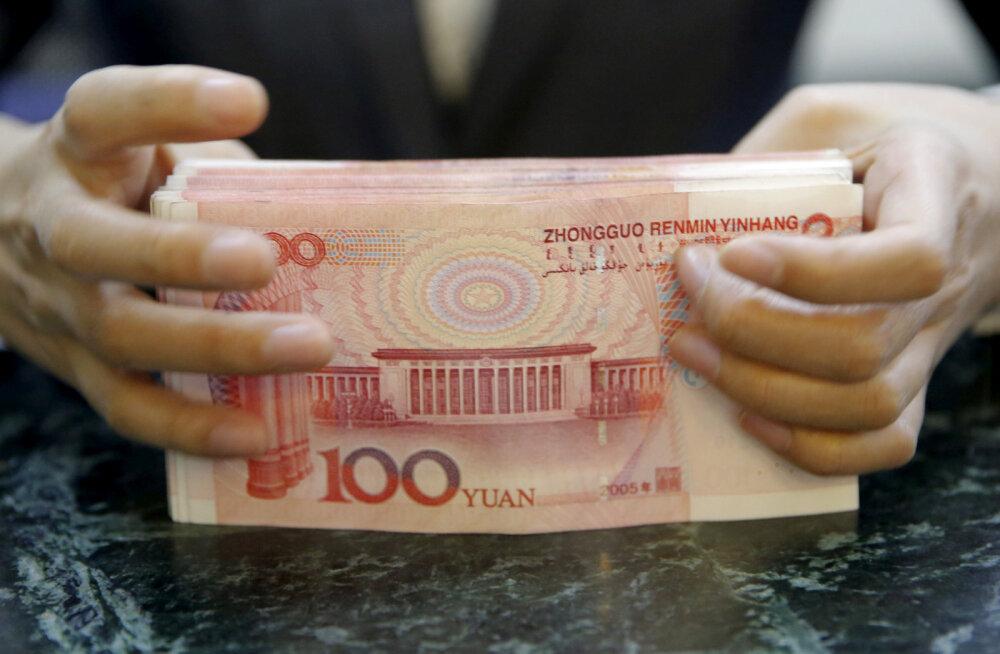 Hiina suurima Ponzi skeemi omanik sai eluaegse vanglakaristuse
