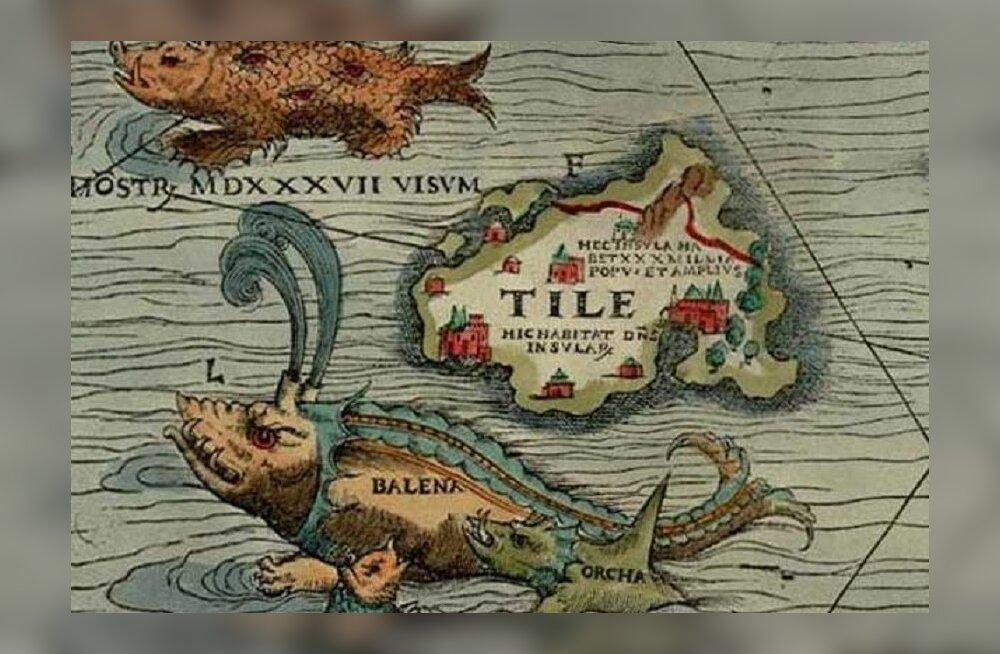 Легендарные и сказочные места, которые сегодня можно отыскать на карте