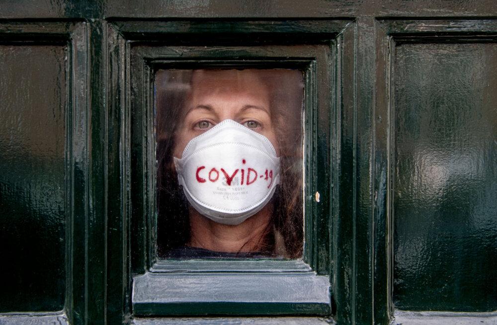 Immuunreaktsioon uuele koroonaviirusele sarnaneb gripi omaga