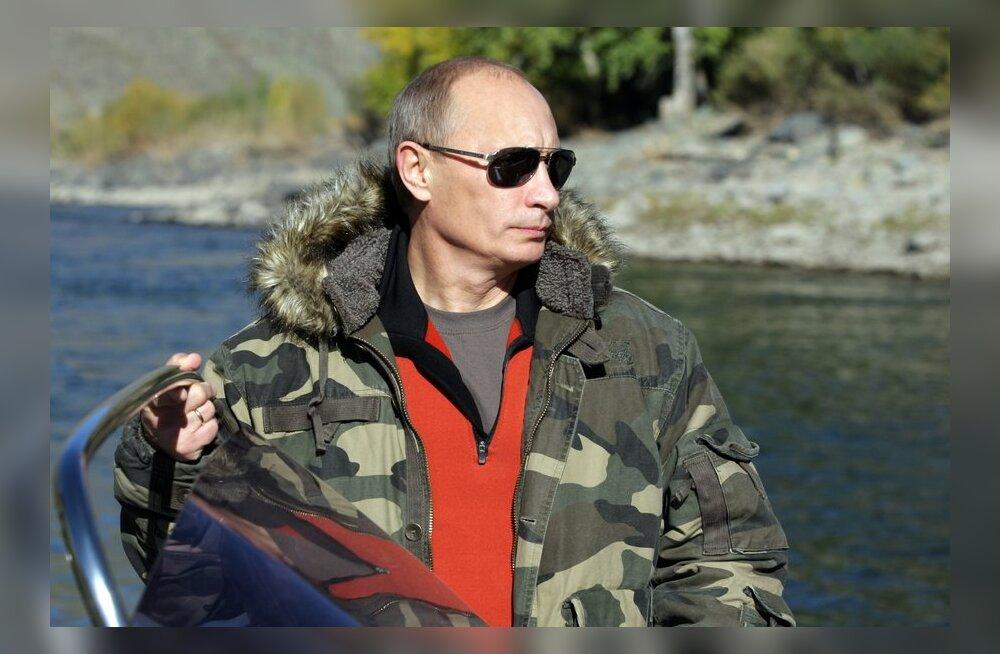 Martin Padar maadleb musta vööd omava Putini silme all?