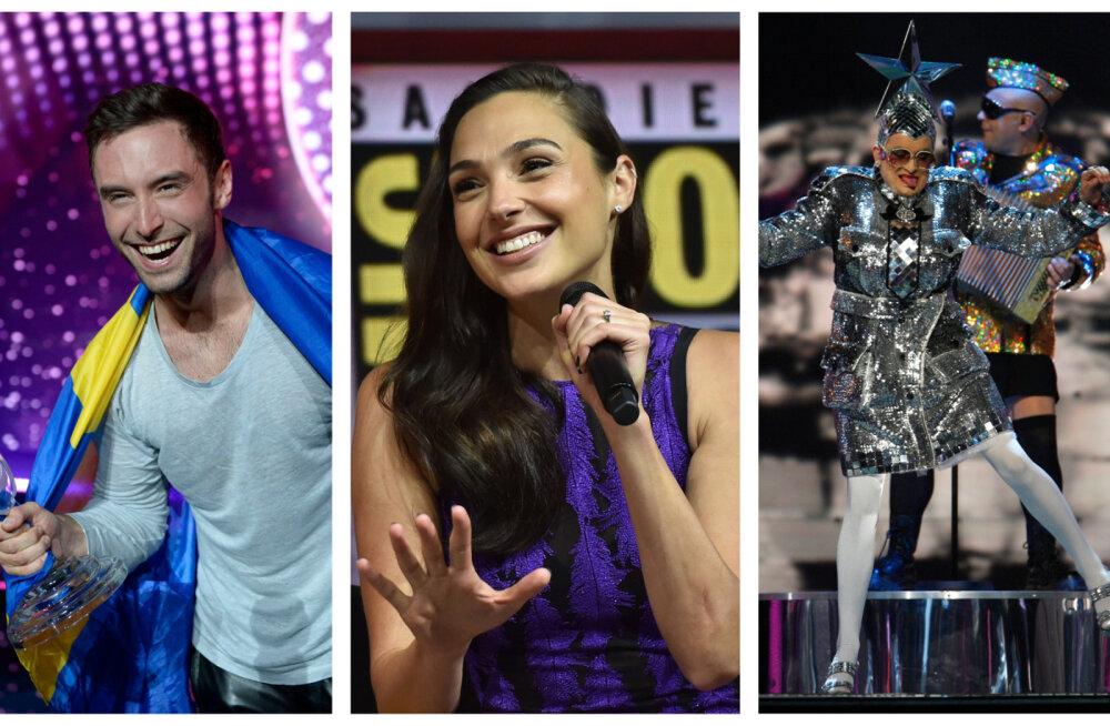 Staaride armee Eurovisioonil: lavale astuvad armastatud endised osalejad ja märulifilmide superstaar