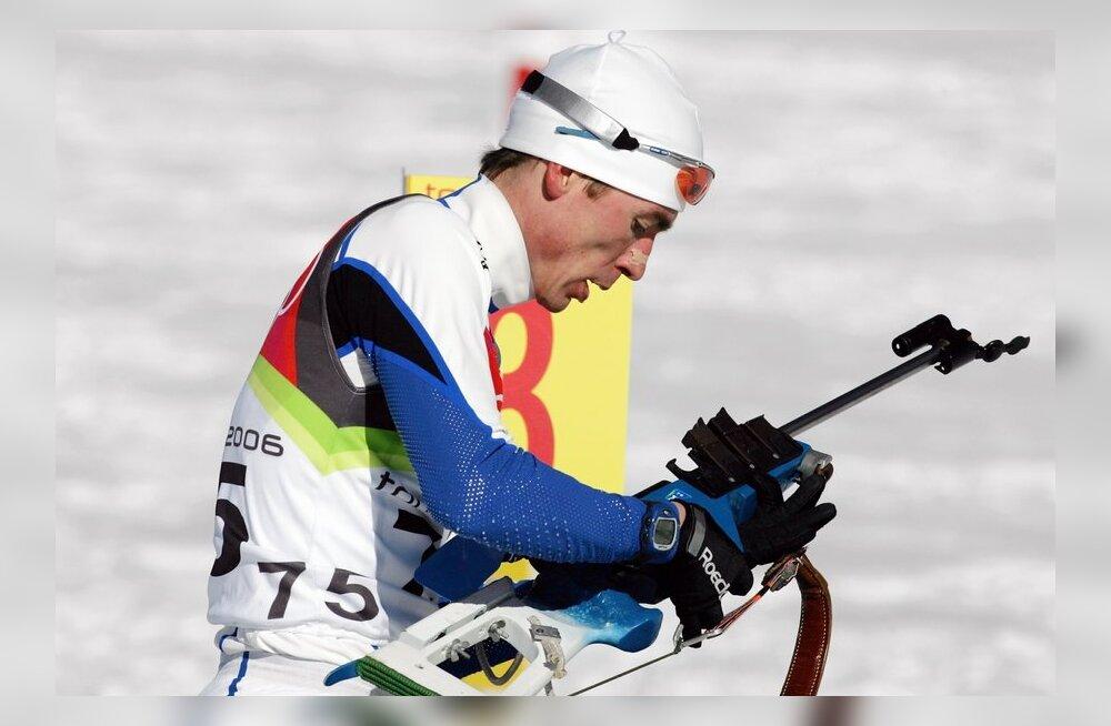 Indrek Tobreluts pääses Oberhofis napilt punktikohale