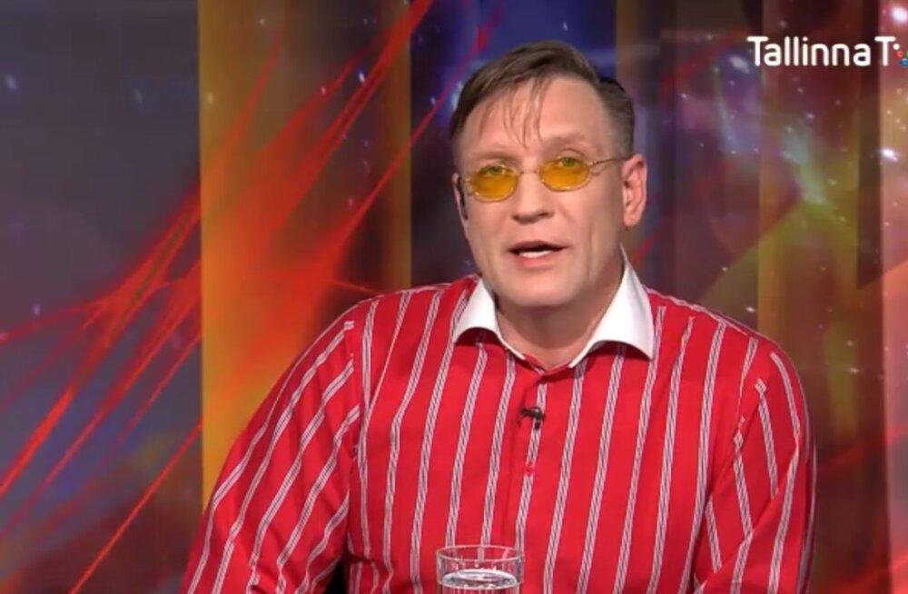 VAATA SAADET: Võsapets on tagasi! Peeter Võsa juhib Tallinna Televisioonis esoteerikahõngulist maailmasaadet