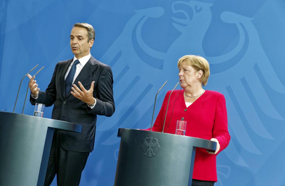 Новый премьер Греции добивается от Германии репараций за ущерб во время войны