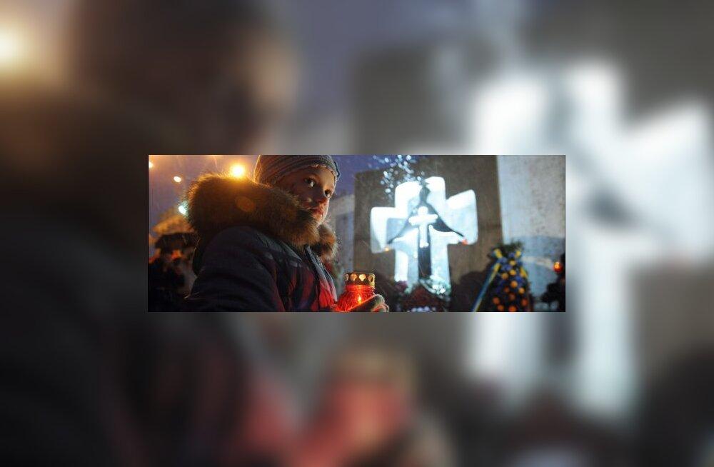 Venemaa eitas taas Ukraina <i>holodomor</i>i
