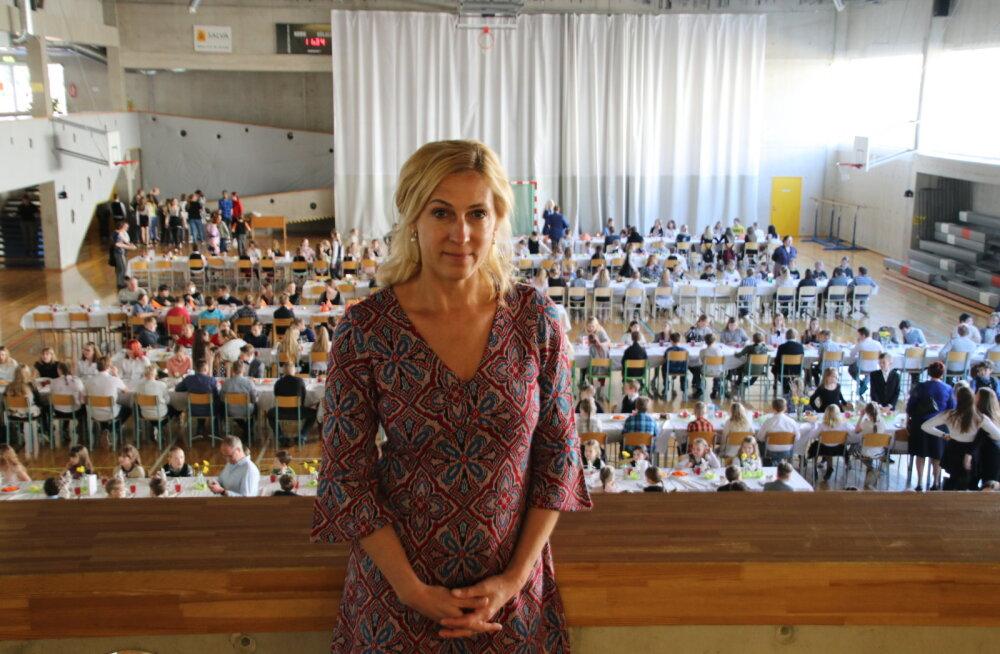Suure-Jaani Kooli direktor: ettevõtlik hoiak koolis muudab ka distantsõppe ladusaks