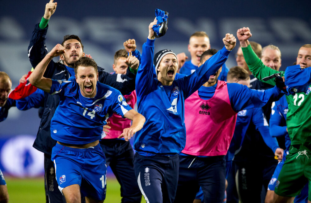 """8 päeva jalgpalli EM-ini: Kui kaugele purjetab Prantsusmaal laev nimega """"Islandi ime?"""""""