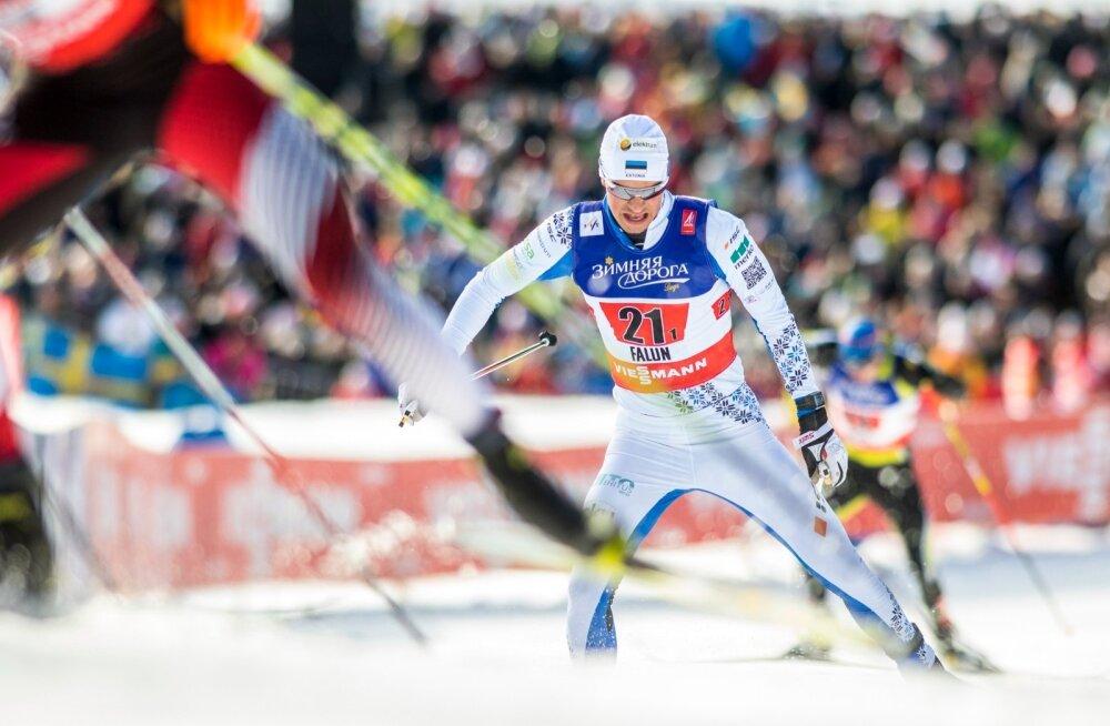 Raido Ränkel on meil ainus, kes võib Kuusamos starti minna nii sprindis kui ka distantsisõidus.