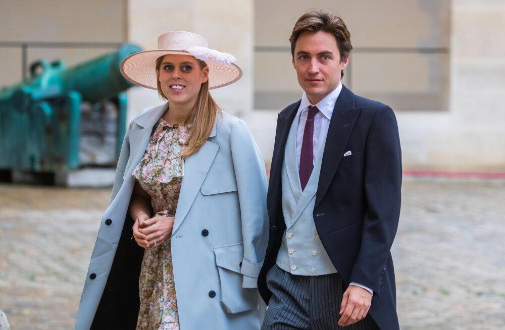 Printsess Beatrice'i pulmaplaanid teada: pidu on küll tagasihoidlik, kuid vaieldamatult kuninglik