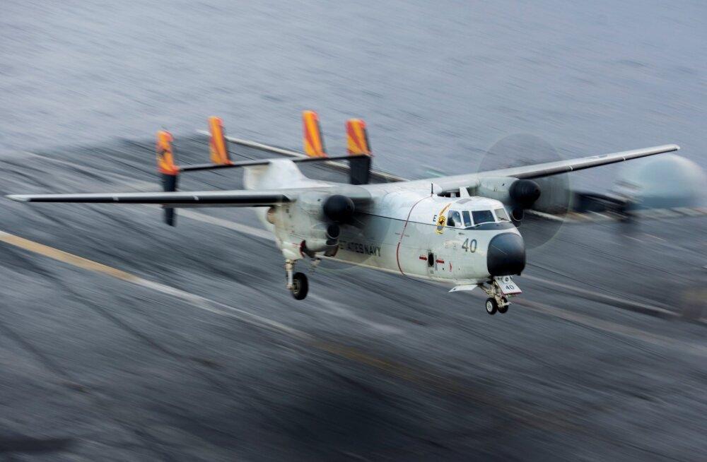 USA merevägi plaanib peaaegu viie kilomeetri sügavuselt merepõhjast lennuki üles tõsta