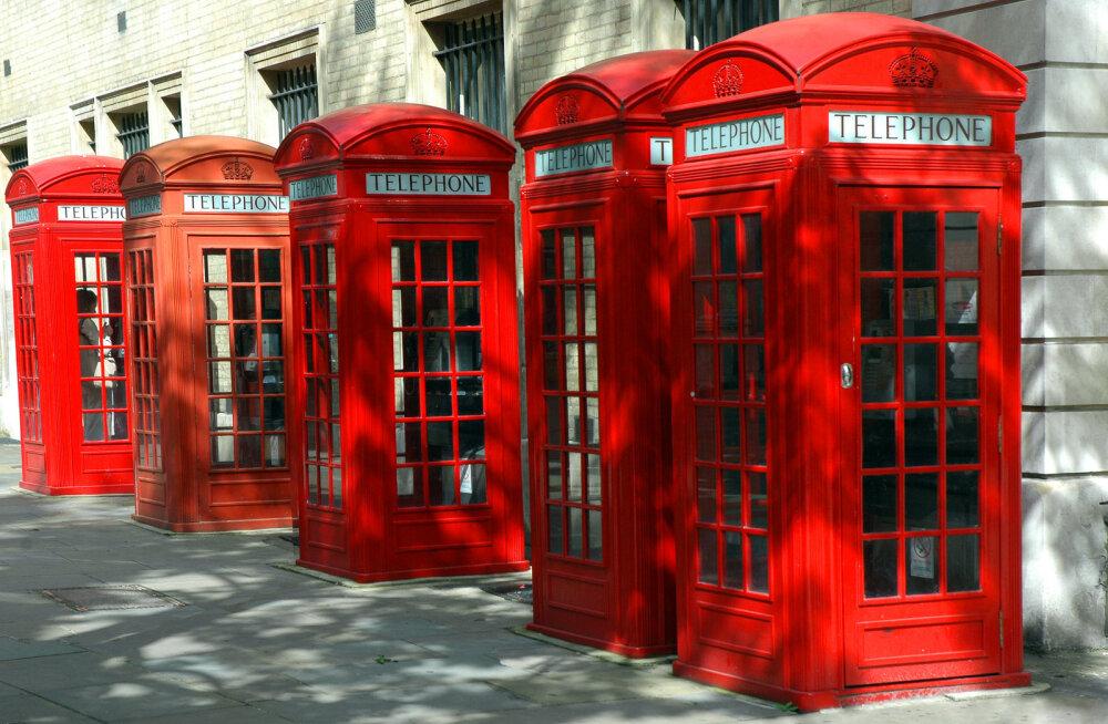 Kuulsaid Londoni punaseid telefoniputkasid ootab ees uskumatu totaalne muutumine