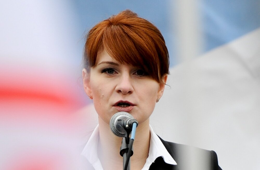 USA prokuratuur: väidetav Vene agent Maria Butina püüdis osta mõjuvõimu seksi eest