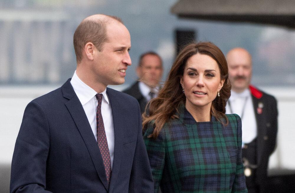 NUNNU KLÕPS | Kate Middletoni väike fänn ajas hertsoginna naerma
