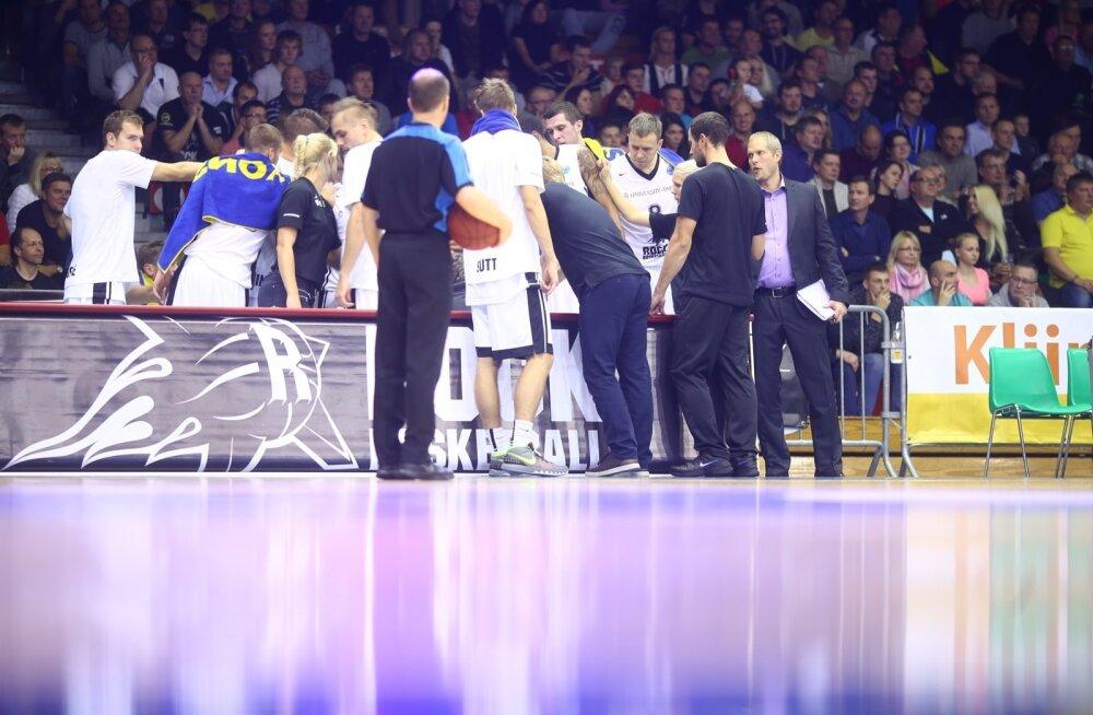 Tartu Rock, FIBA Europe Cup