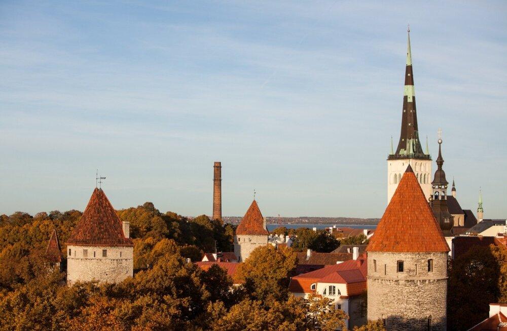 Туристический путеводитель 1934 года: Эстония — самая дешевая страна в Европе. А самые интересные города — Таллинн, Нарва и Печоры