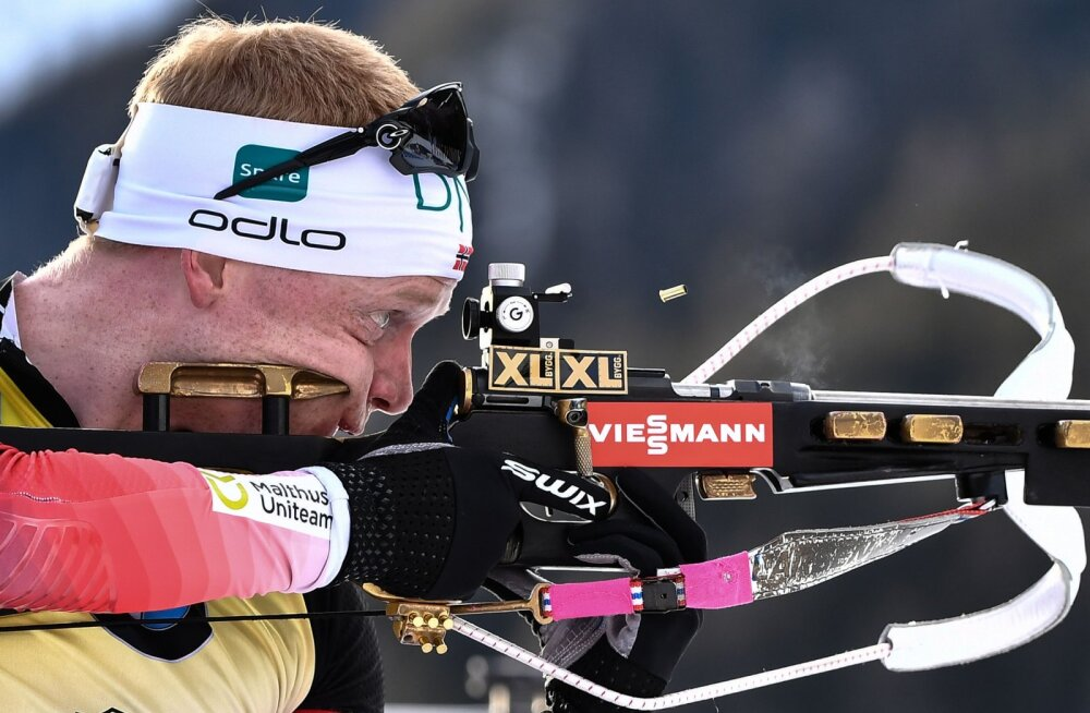 Eesti spordi maine kohta valusa märkuse teinud Johannes Thingnes Bø: muidugi võib selline jama korduda ka laskesuusatamise MM-il