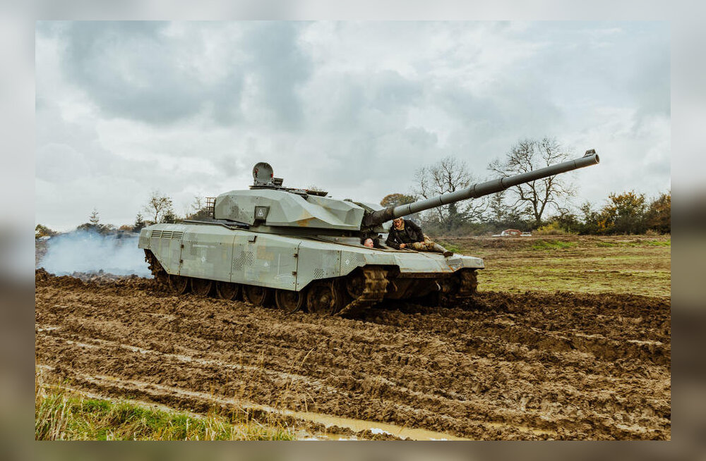 Kuidas juhtida tanki?