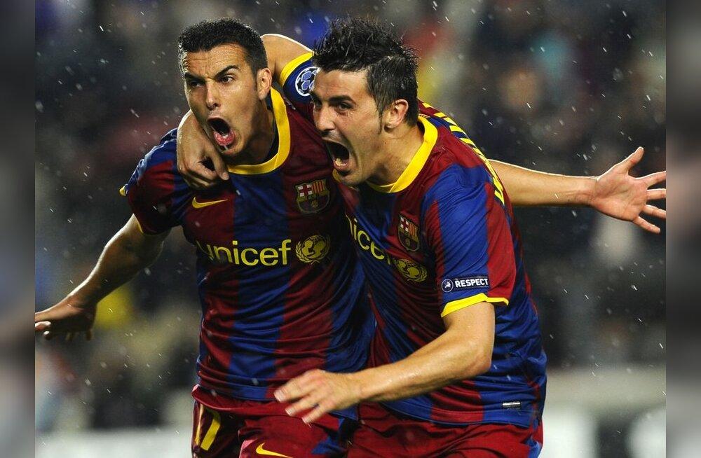 Pedro ja Villa (Barcelona)