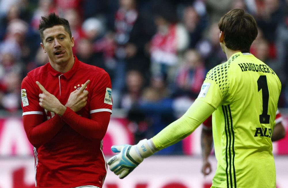 VIDEO: Ancelotti karjääri tuhandes mäng lõppes Bayerni 8:0 võiduga
