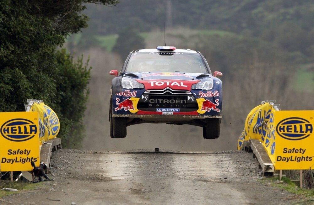 Viimati sõideti MM-ralli Uus-Meremaal 2012. aastal ja toona teenis võidu Sebastien Loeb.