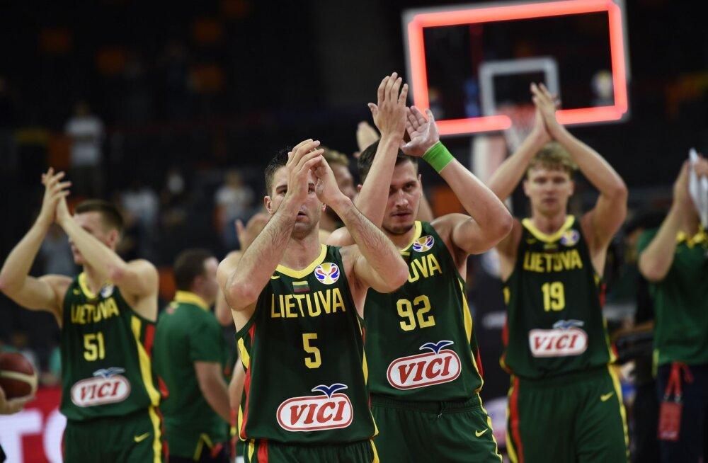Leedu alustas korvpalli MM-i pööraselt suure võiduga