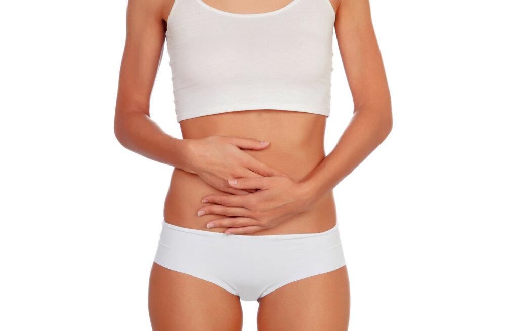 Pärmseene vohamine soolestikus põhjustab mitmeid tervisehädasid