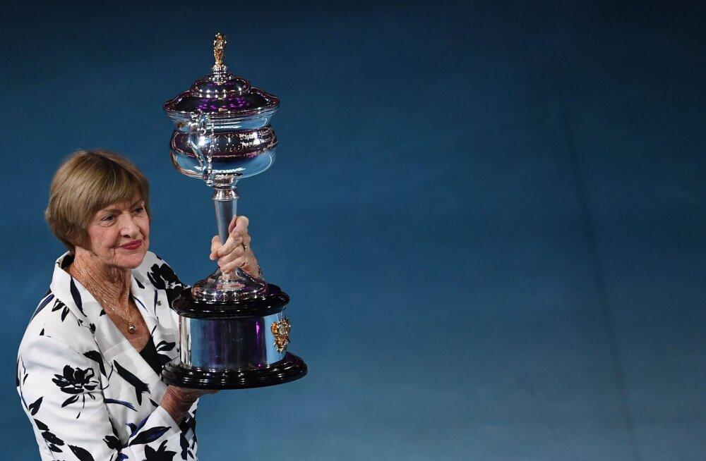 Margaret Court tänavusel Australian Openil