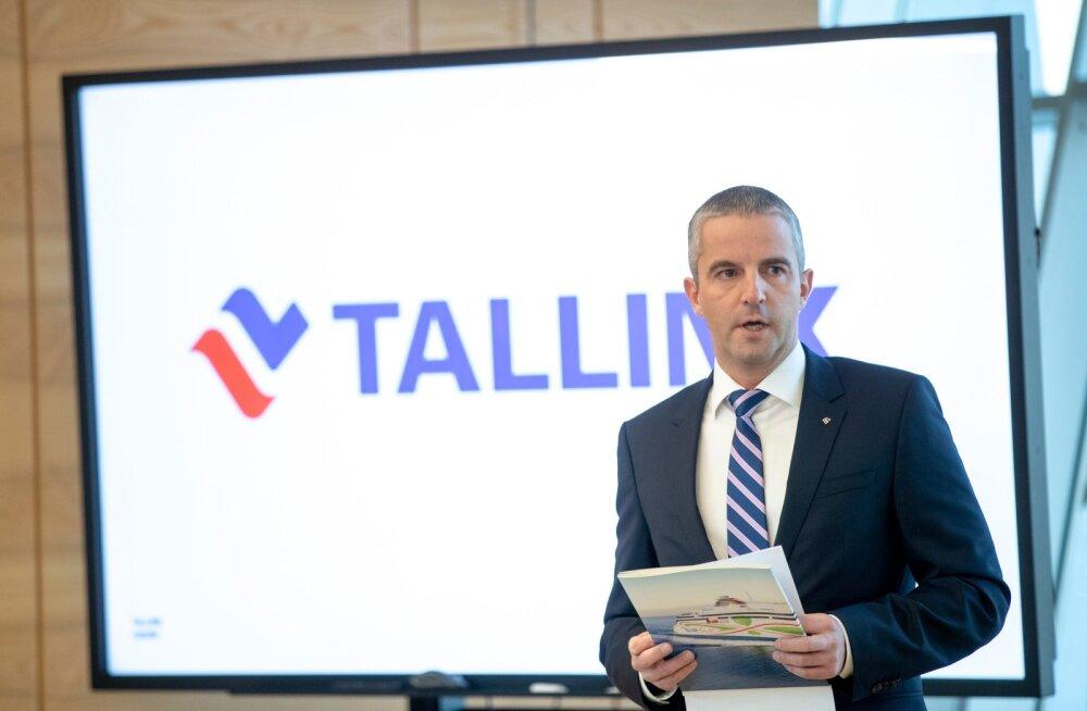 Tallinki juht Paavo Nõgene