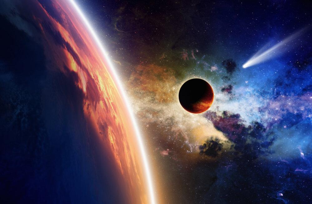 Päikesesüsteemi lähedalt leiti kõige Maa-sarnasem eksoplaneet