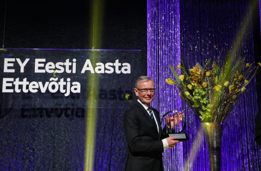Начался прием заявок на титул EY Eesti Предприниматель года 2019