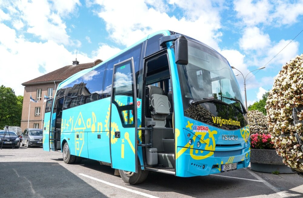 Viimaste kuude jooksul on ATKO bussidega mitmeid probleeme esinenud