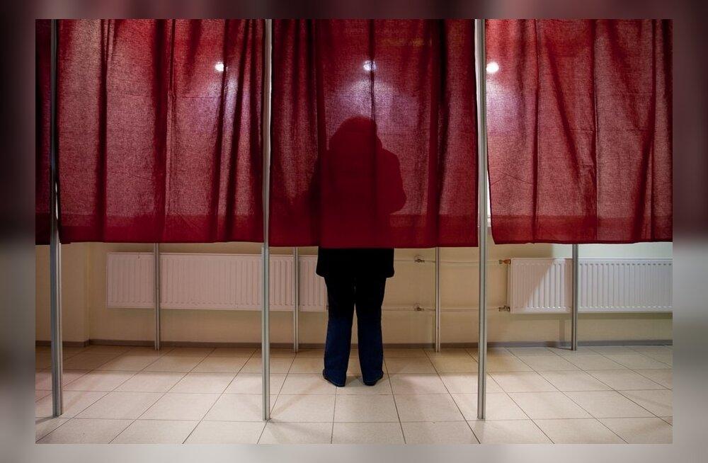 Valimisjaoskond