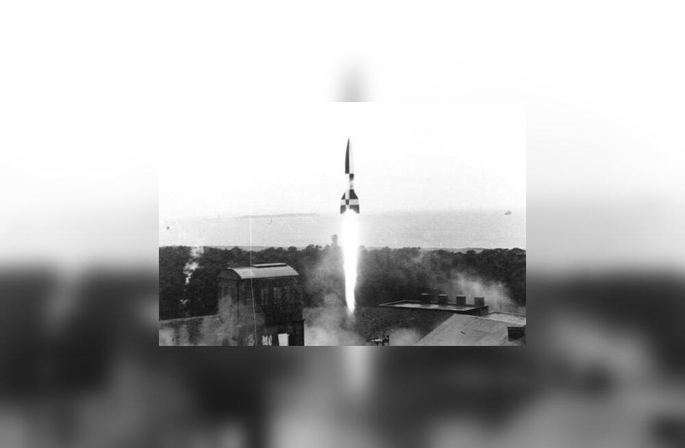 Kuidas natsid kosmoselendude ajastut alustasid