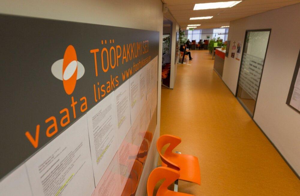Märtsi lõpu seisuga oli Eestis üle 32 000 töötu