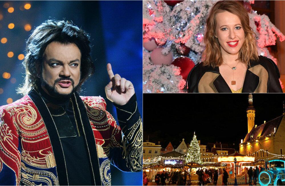 В каких отелях Таллинна ночуют знаменитости и где сейчас остановилась Ксения Собчак