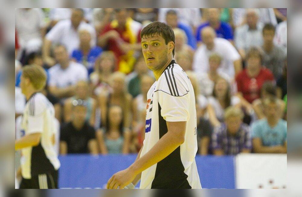 Mait Patraili koduklubi TBV Lemgo alistas Saksamaa meistri