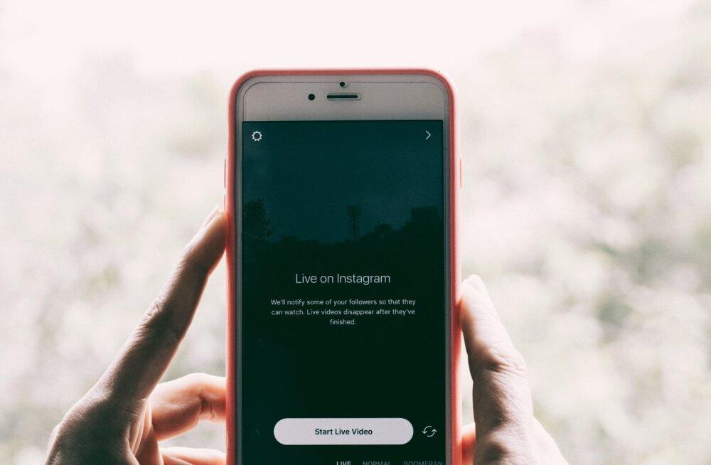 TOP 6 | Soovid olla Instagramis populaarne ja koguda palju meeldimisi? Vaata, mida teha